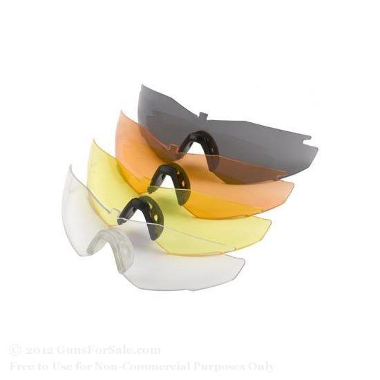 Revision Sawfly Replacement Lenses - Vermillion - Regular - 1 Lens