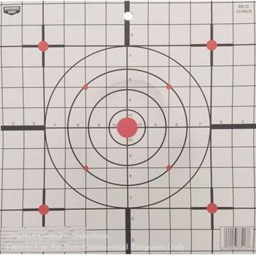 "Birchwood Casey 12"" EZ-SCORER Paper Sight-In Targets - 13"