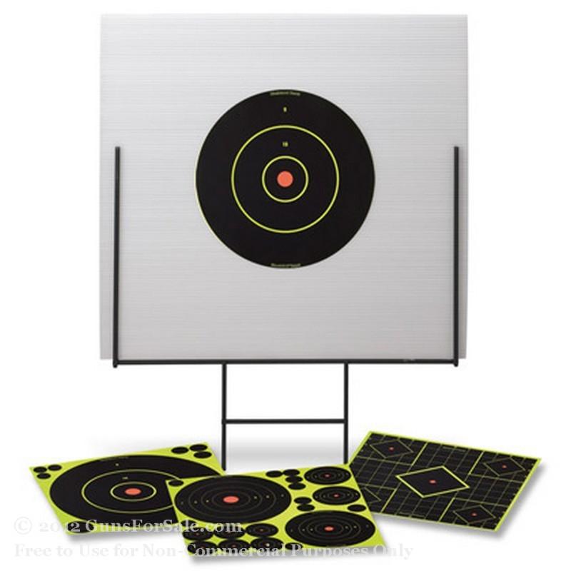 Birchwood Casey Shoot NC Portable Shooting Range Targets - 13