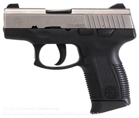 Taurus PT-111 PTi Titanium pistol