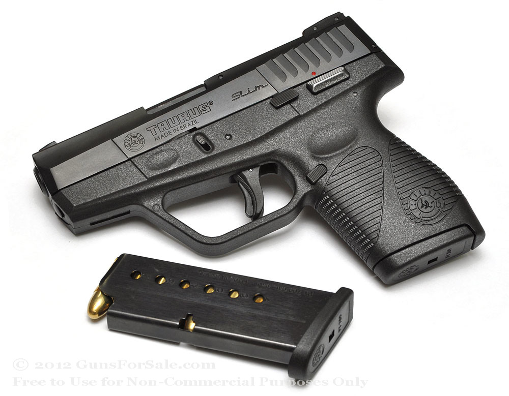 Taurus 709 SLIM Pistol For Sale