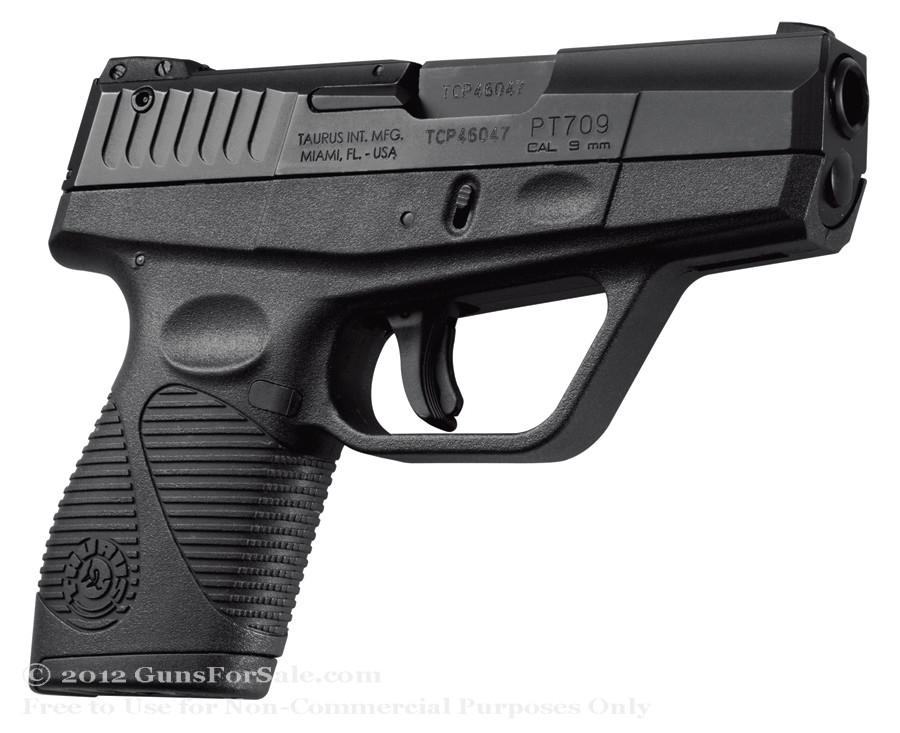SLIM: Single Stack 9mm Concealed Carry Pistol with Adjustable Sights