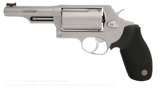 Taurus Judge 4510TKR Matte Finish Exclusive