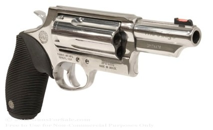 Taurus Judge Magnum Polished Exclusive