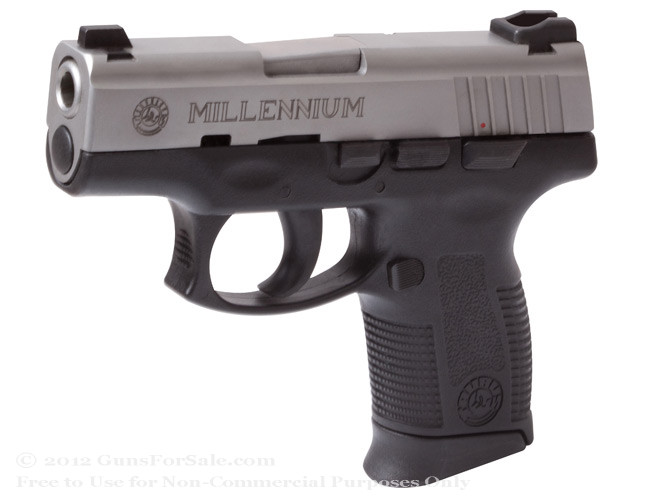 Taurus PT-111 Stainless Steel