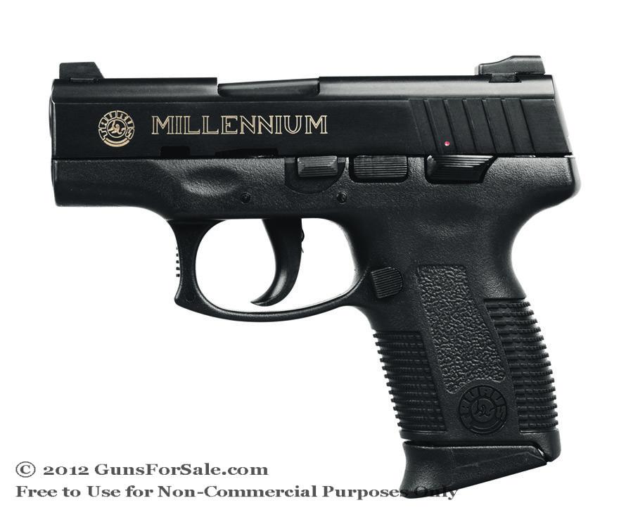 Taurus Millenium Pro PT-140 .40 S&W