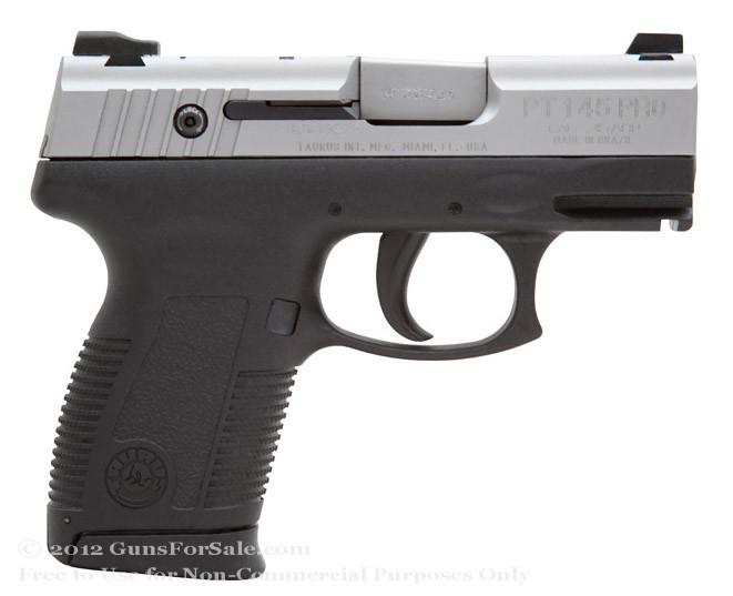 Taurus Millennium Pro PT-145 Stainless Steel