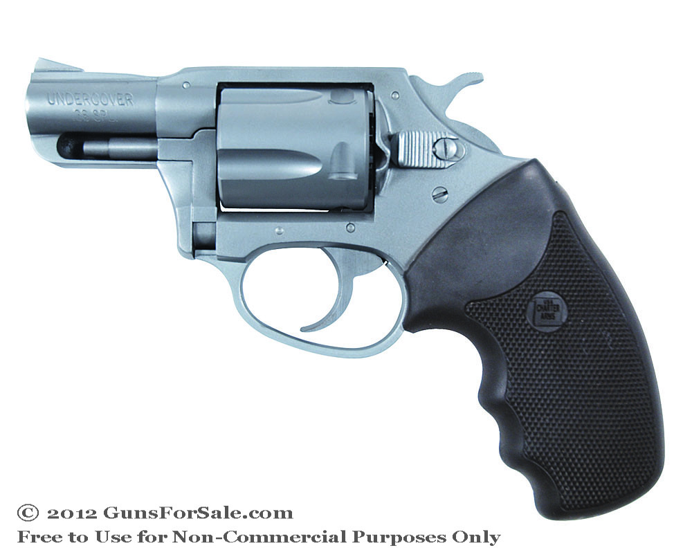 Charter Arms Undercover Stainless
