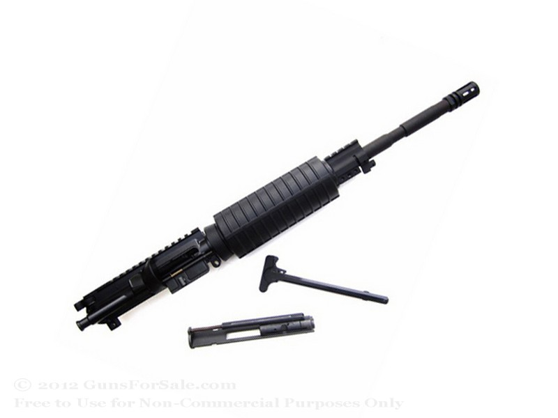 "CMMG Sierra .22 LR 16"" Upper with Low Profile Railed GB"