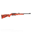 Remington 597 Rifle in Blaze Orange