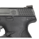 Smith & Wesson M&P40c rear sight