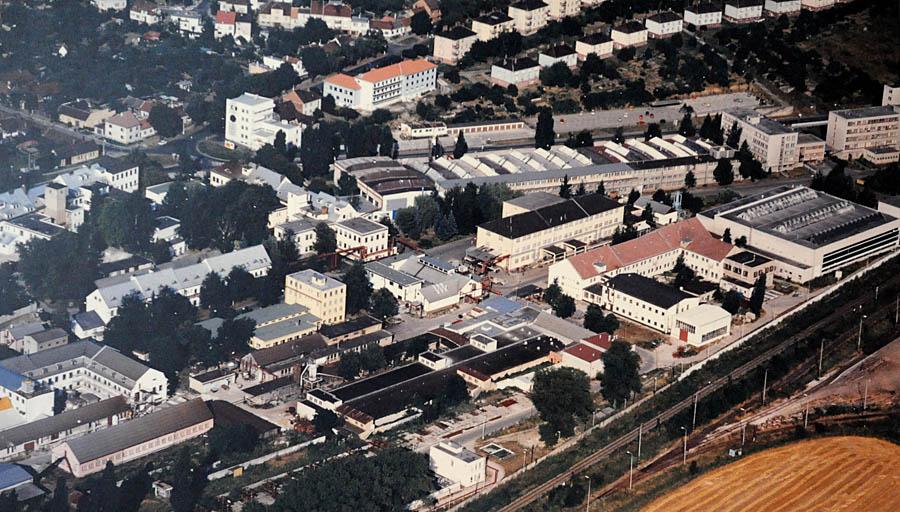 CZ factory