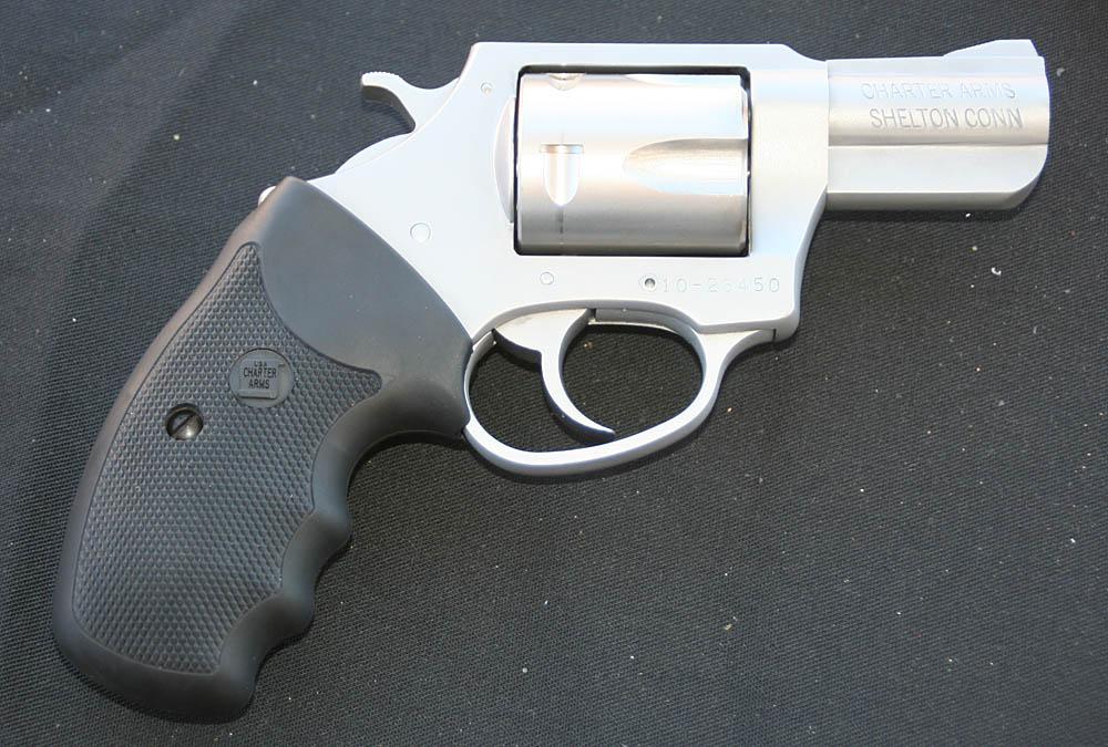 Charter Arms Rimless Revolver