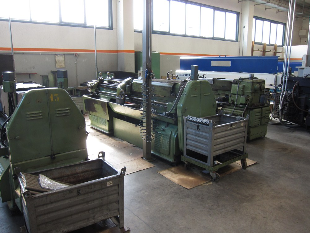 Chiappa Rifling Machines