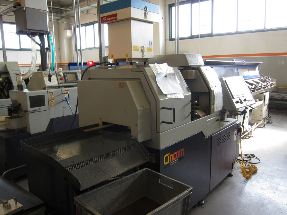 Chiappa Turning Machines