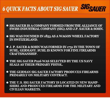 SIG Sauer factory