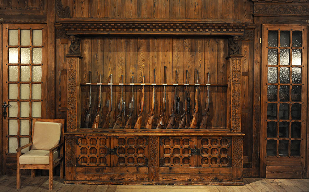 Steyr Weapons Hall